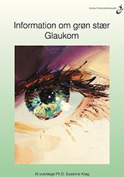 Information om glaukom (grøn stær)